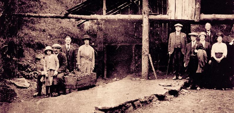 Castedge Coal Mine