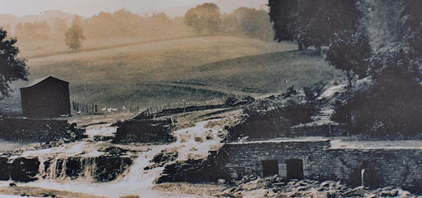 Flash Flood 1930