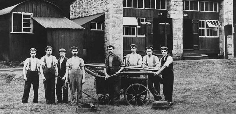 Fernilee Powder Mill
