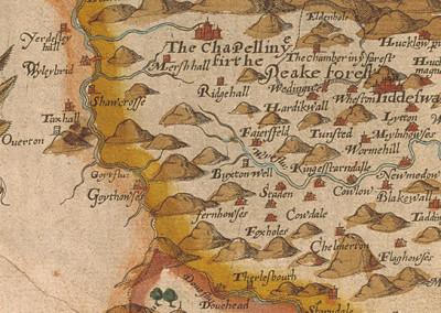 Christopher Saxton (1579)
