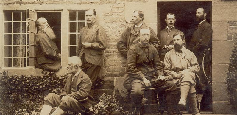 The Gaskells of Ingersley Hall