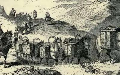 Packhorse routes