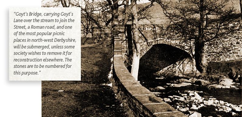 The lost bridge