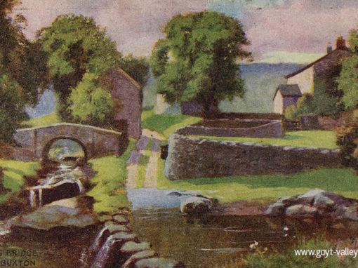 Goyt Valley postcards