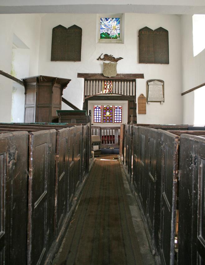 Jenkin Chapel | The Goyt Valley