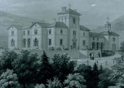 Errwood Hall