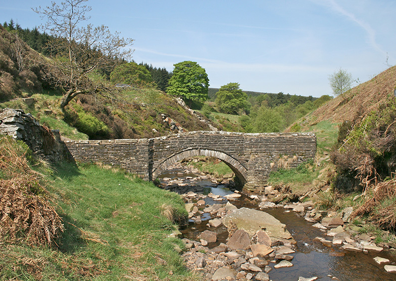 The Goyt Valley A Magical Place In The Heart Of The Peak
