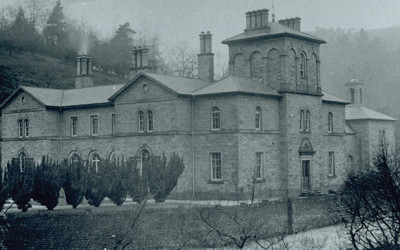 Visiting Errwood Hall in 1883