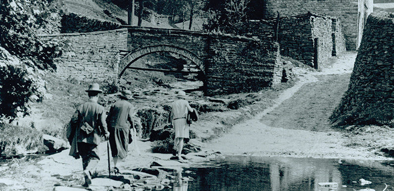 The Packhorse Bridge
