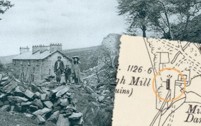 Finding Goytsclough cottages