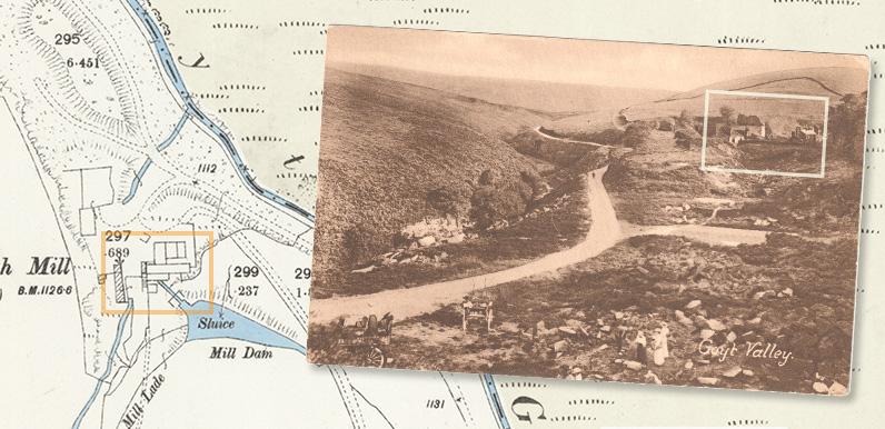 Goytsclough postcard #2