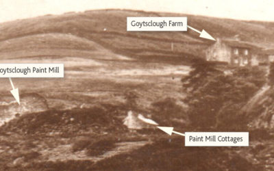 Goytsclough postcard