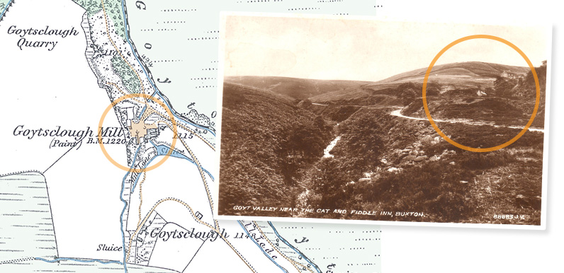 Goytsclough postcard #1