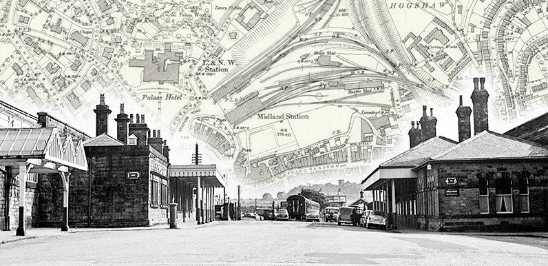 Buxton's railways