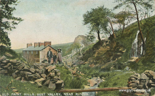 Goytsclough. c.1910
