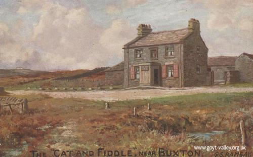 Cat & Fiddle. c.1900