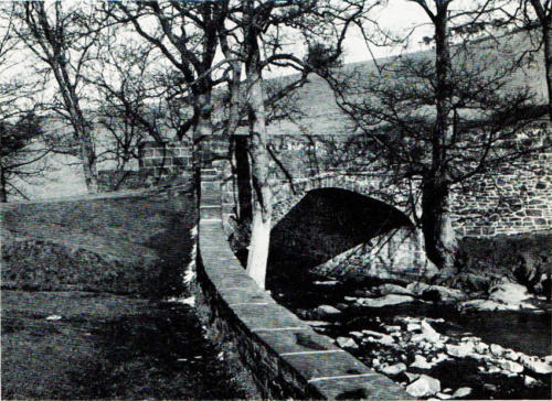 Errwood Bridge. 1961.