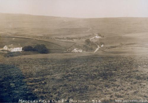 Goyt's Moss. c.1920.