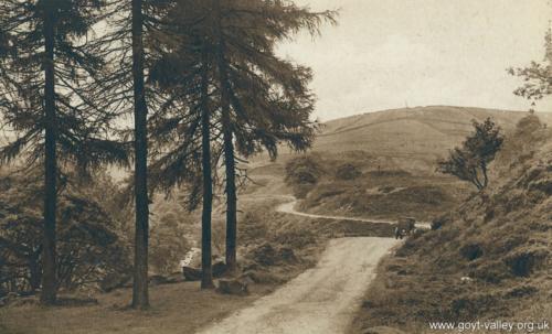 Goytsclough. c.1920.