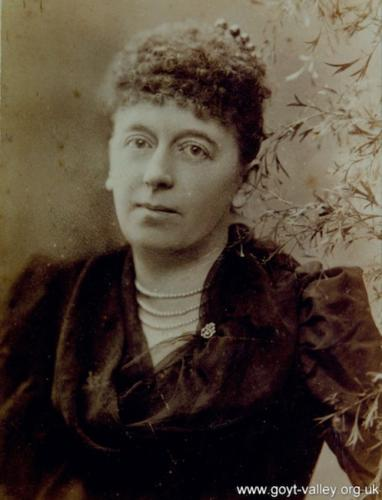 Mary Grimshawe. c. 1900.