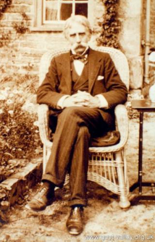 Charles Halle. c.1910.