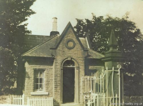 The Bottom Lodge. c.1920.