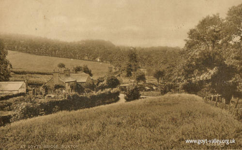 Errwood Cottage c.1910