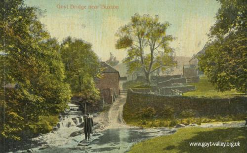 Goyt's Bridge c.1910