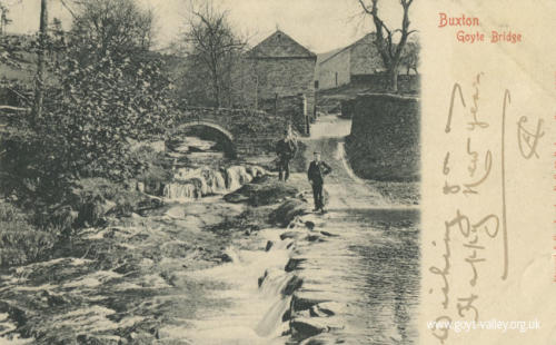 Goyt's Bridge c.1905