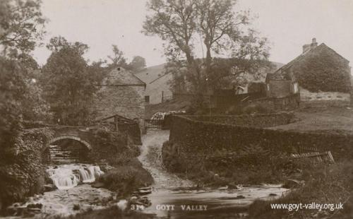Goyt's Bridge c.1900