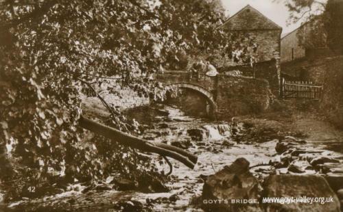 Goyt's Bridge c.1915